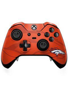Denver Broncos Double Vision Xbox One Elite Controller Skin