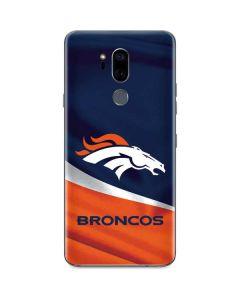 Denver Broncos G7 ThinQ Skin