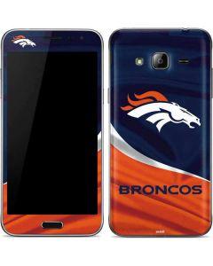 Denver Broncos Galaxy J3 Skin