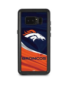 Denver Broncos Galaxy Note 8 Waterproof Case