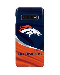 Denver Broncos Galaxy S10 Plus Lite Case