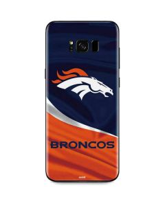 Denver Broncos Galaxy S8 Plus Skin