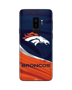 Denver Broncos Galaxy S9 Plus Skin