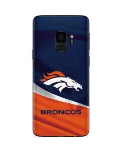 Denver Broncos Galaxy S9 Skin