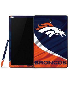Denver Broncos Samsung Galaxy Tab Skin