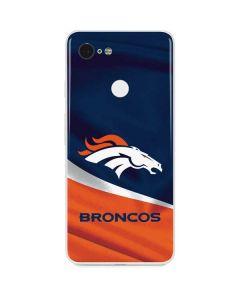 Denver Broncos Google Pixel 3 Skin