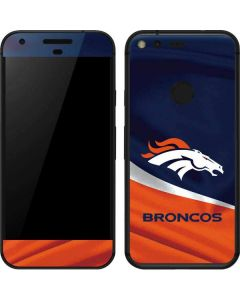 Denver Broncos Google Pixel Skin