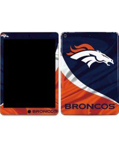 Denver Broncos Apple iPad Air Skin