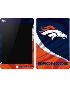 Denver Broncos Apple iPad Mini Skin