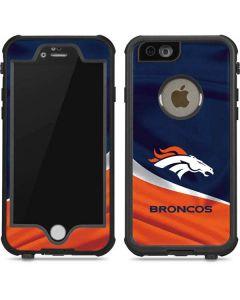 Denver Broncos iPhone 6/6s Waterproof Case