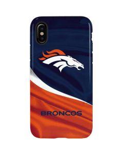 Denver Broncos iPhone X Pro Case