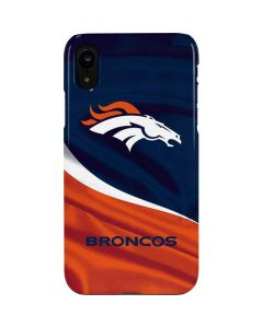 Denver Broncos iPhone XR Lite Case