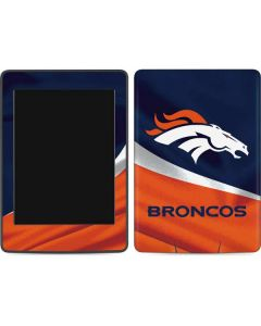 Denver Broncos Amazon Kindle Skin
