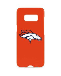 Denver Broncos Large Logo Galaxy S8 Plus Lite Case