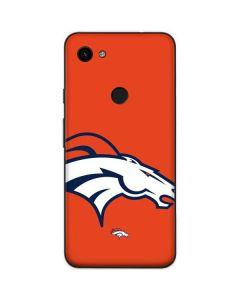 Denver Broncos Large Logo Google Pixel 3a Skin