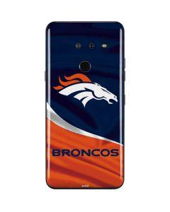 Denver Broncos LG G8 ThinQ Skin