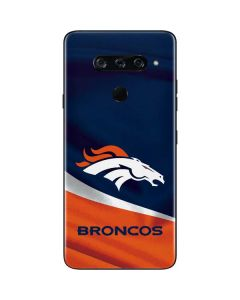 Denver Broncos LG V40 ThinQ Skin
