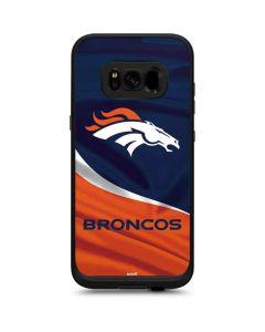 Denver Broncos LifeProof Fre Galaxy Skin