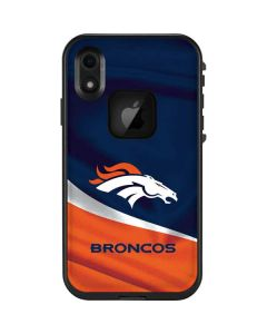 Denver Broncos LifeProof Fre iPhone Skin