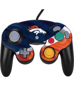 Denver Broncos Nintendo GameCube Controller Skin