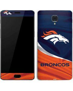 Denver Broncos OnePlus 3 Skin