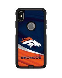Denver Broncos Otterbox Commuter iPhone Skin