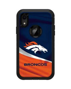 Denver Broncos Otterbox Defender iPhone Skin