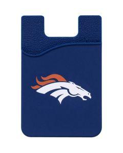 Denver Broncos Phone Wallet Sleeve