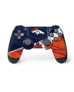 Denver Broncos PS4 Controller Skin