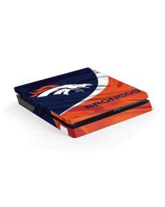 Denver Broncos PS4 Slim Skin