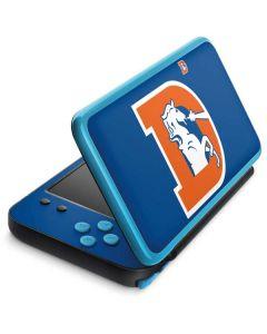 Denver Broncos Retro Logo 2DS XL (2017) Skin