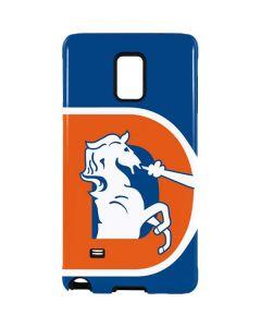 Denver Broncos Retro Logo Galaxy Note 4 Pro Case