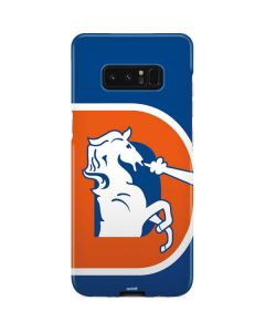 Denver Broncos Retro Logo Galaxy Note 8 Lite Case