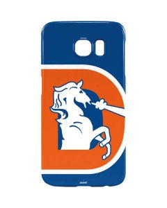 Denver Broncos Retro Logo Galaxy S6 Lite Case