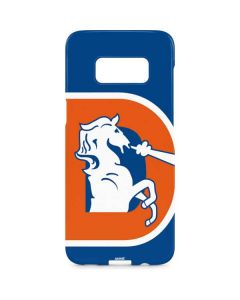Denver Broncos Retro Logo Galaxy S8 Plus Lite Case