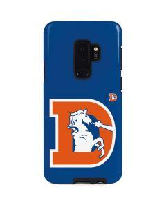 Denver Broncos Retro Logo Galaxy S9 Plus Pro Case