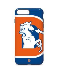 Denver Broncos Retro Logo iPhone 7 Plus Pro Case