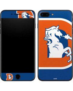 Denver Broncos Retro Logo iPhone 7 Plus Skin