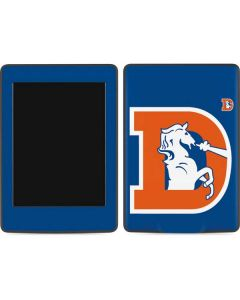 Denver Broncos Retro Logo Amazon Kindle Skin