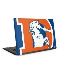 Denver Broncos Retro Logo Dell Latitude Skin