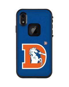 Denver Broncos Retro Logo LifeProof Fre iPhone Skin