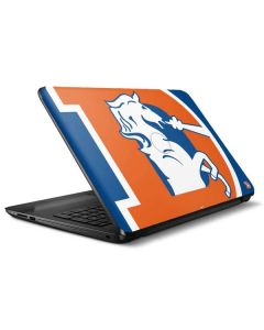 Denver Broncos Retro Logo HP Notebook Skin