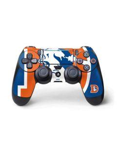 Denver Broncos Retro Logo PS4 Pro/Slim Controller Skin