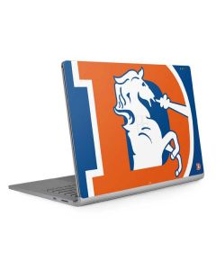 Denver Broncos Retro Logo Surface Book 2 15in Skin