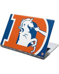 Denver Broncos Retro Logo Yoga 910 2-in-1 14in Touch-Screen Skin
