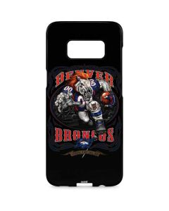 Denver Broncos Running Back Galaxy S8 Plus Lite Case
