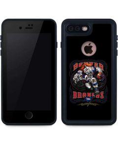 Denver Broncos Running Back iPhone 8 Plus Waterproof Case