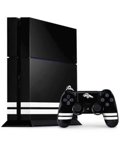Denver Broncos Shutout PS4 Console and Controller Bundle Skin