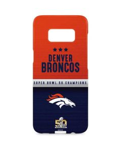 Denver Broncos Super Bowl 50 Champions Galaxy S8 Plus Lite Case