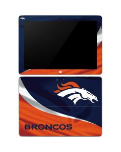 Denver Broncos Surface Go Skin